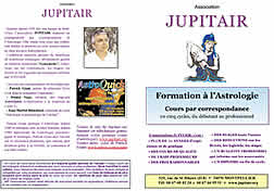 inscription cours d'astrologie