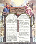 Astrologie et Constitutions françaises