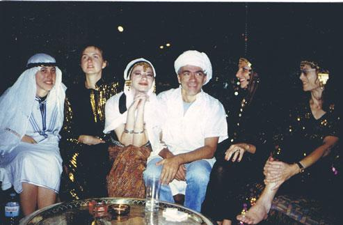 JUPITAIR en Égypte