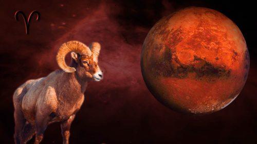 Mars rétrograde en Bélier